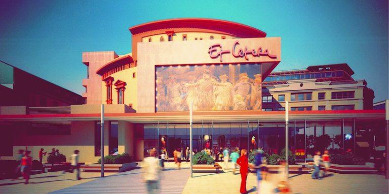 Театр Александра Калягина получит второе здание через год