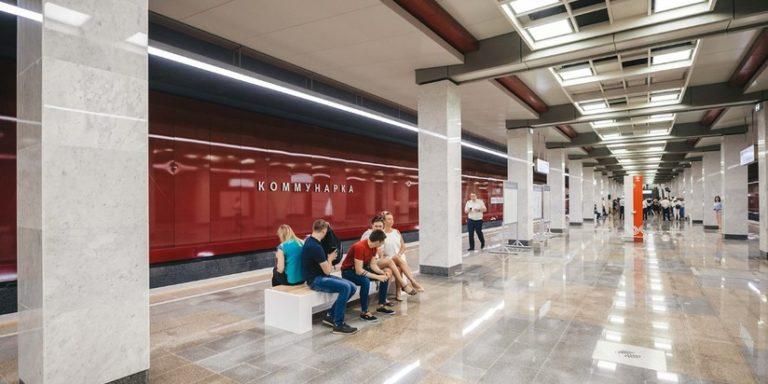 Первая пересадочная станция метро в новой Москве откроется в 2023 году