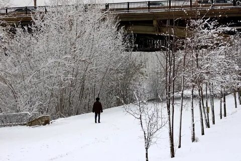 Предстоящая неделя в Красноярске будет теплой и снежной