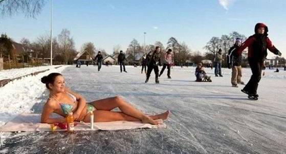 В Красноярске морозы сменятся аномальным потеплением