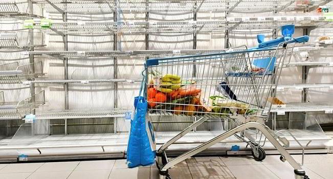 Россияне потратили 80 млрд рублей за неделю на стихийные покупки