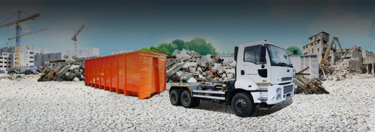 Несколько причин нанять профессиональную компанию по вывозу мусора
