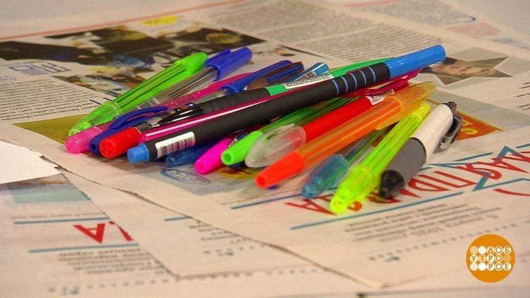 Полезные советы по выбору ручки для школьника