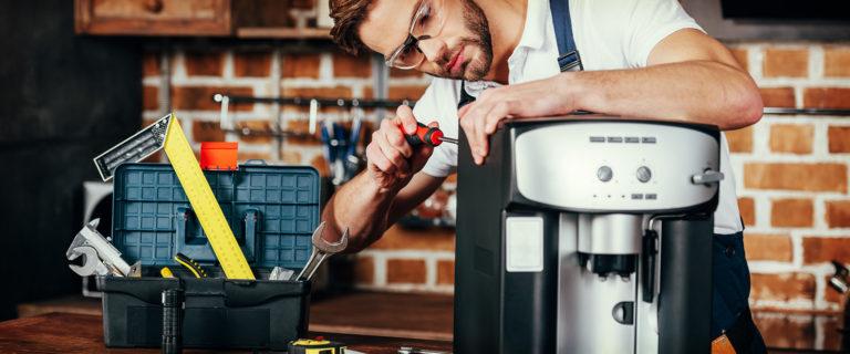 Основные проблемы кофемашин и кофеварок