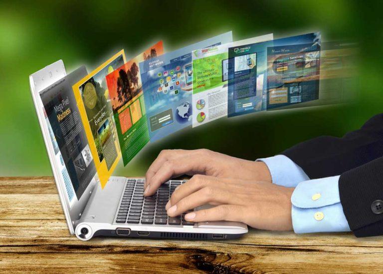 Разработка веб-сайта: одна из наиболее востребованных услуг в области интернет-технологий
