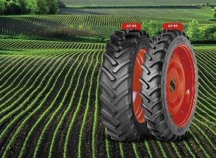 Как правильно подобрать сельскохозяйственные шины?