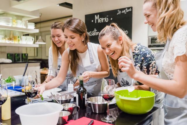 Кулинарная студия: модная тема последних нескольких лет