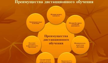 Плюсы дистанционного обучения в дополнительном профессиональном образовании