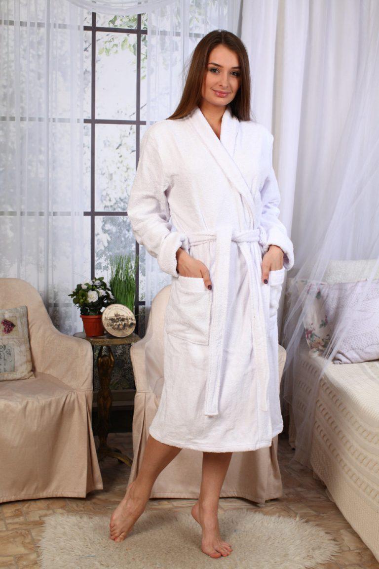 Махровый халат: удобно, комфортно и всегда приятно к телу