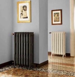 Чугунные радиаторы Ретро: особенности моделей