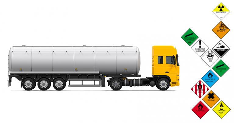 Услуги перевозки опасных грузов от логистической компании Neolit